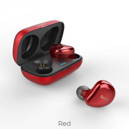 Беспроводная гарнитура ES25 Easy talk с зарядным чехлом Красные