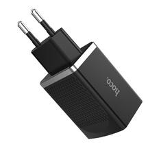 Зарядное устройство C42A Vast power Быстрая заряда QC3.0 Черный
