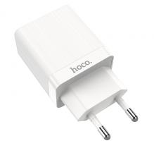 Зарядное устройство  C51A Prestige Power двумя USB портами Белый