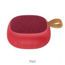 Портативная колонка BS31 Bright sound Красная
