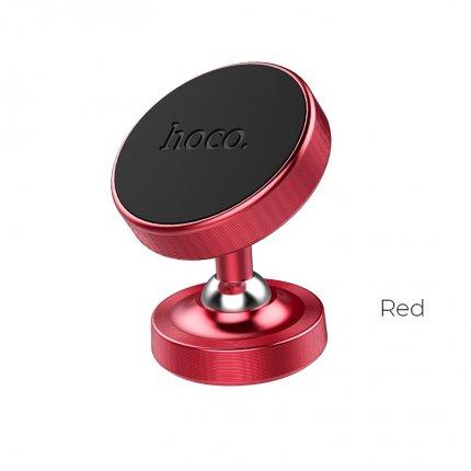 Автомобильный держатель CA36 Plus магнитный Красный