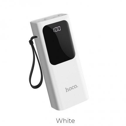 Внешний аккумулятор J41-10000 Treasure mobile Белый